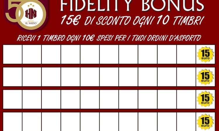 fidelity bonus